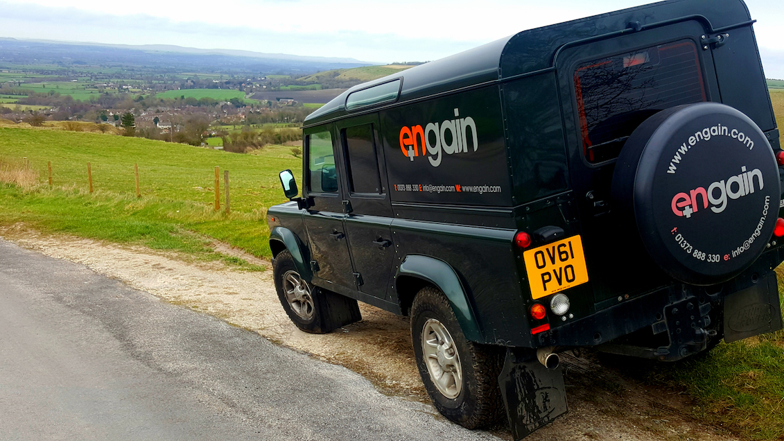 Engain Landrover