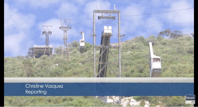Proposal for new Gibraltar cable car system submitted for planning approval