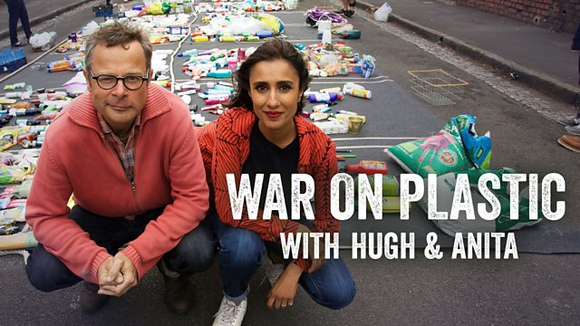 War on Plastic with Hugh and Anita | BBC One